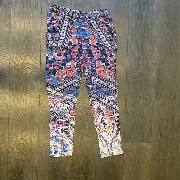 Free People Pants - Floral/Multiprint Pants